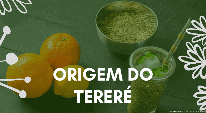 origem do tereré