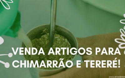 Artigos para Chimarrão e Tereré: Comece o seu negócio!